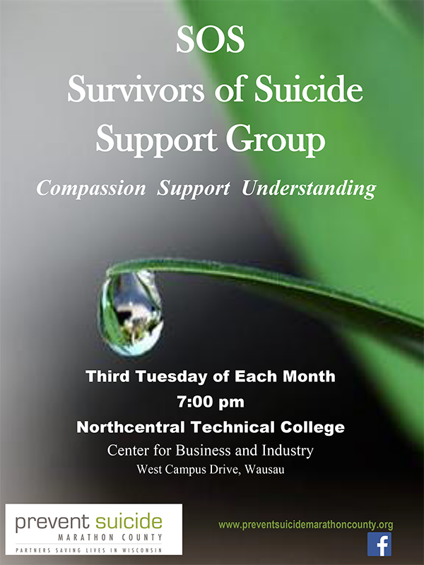 Survivors of Suicide Support Group